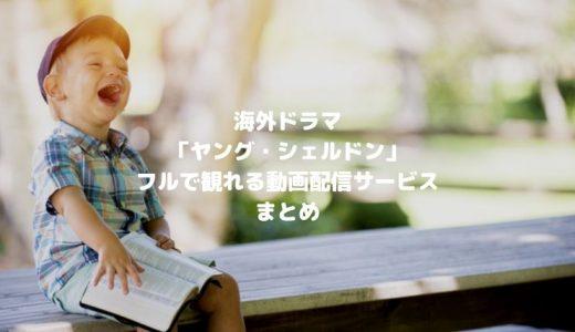 「ビッグバン・セオリー」のスピンオフ「ヤング・シェルドン」が日本初上陸!Hulu・Amazonプライムで観れる?